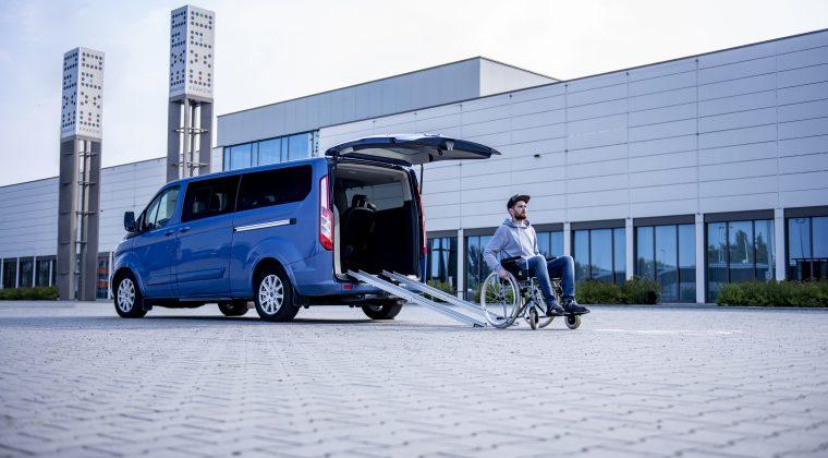 transport niepełnosprawnych